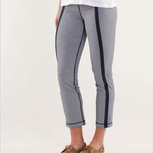 Lululemon coast to class pants
